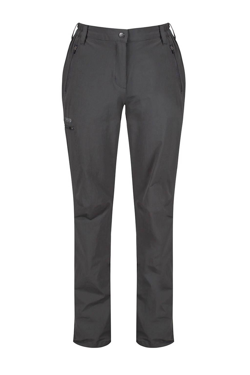 Regatta Xert II outdoor broek 31 inch donkergrijs, Donkergrijs