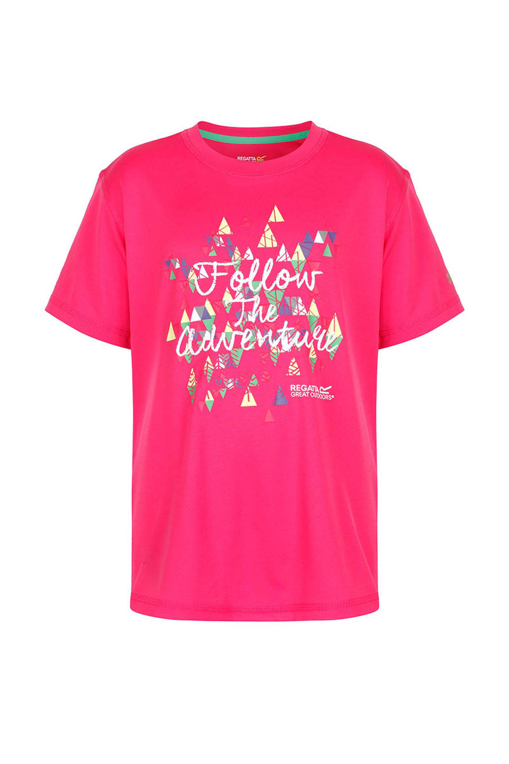 Regatta Alvarado outdoor T-shirt roze, Roze