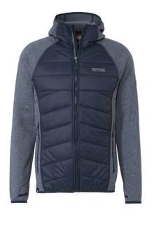 Andreson midlayer outdoor jas donkerblauw