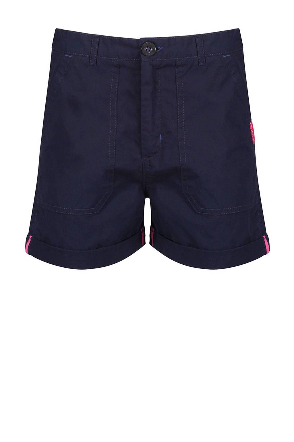 Regatta meisjes Damzel outdoor short blauw, Donkerblauw