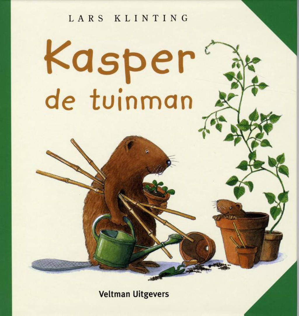 Kasper de tuinman - Lars Klinting