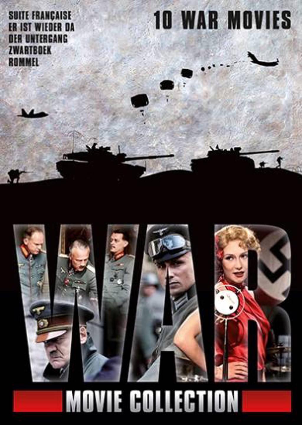 Oorlog film box (2018) (DVD)