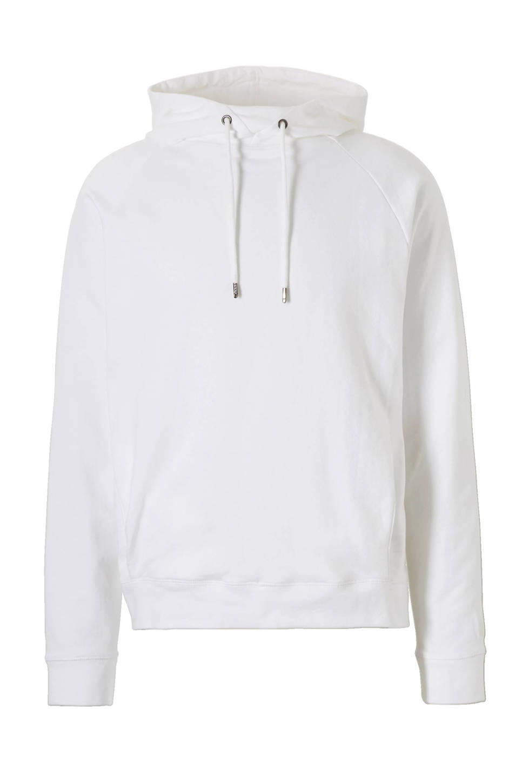 Mango Man hoodie, Wit