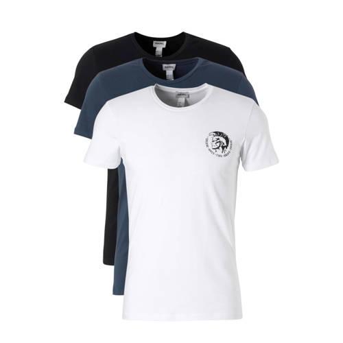 katoenen t-shirt Randal set van 3