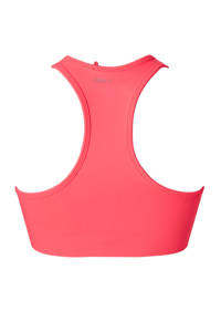 ONLY PLAY level 1 sportbh ONPDAISY roze, Neon roze/ grijs
