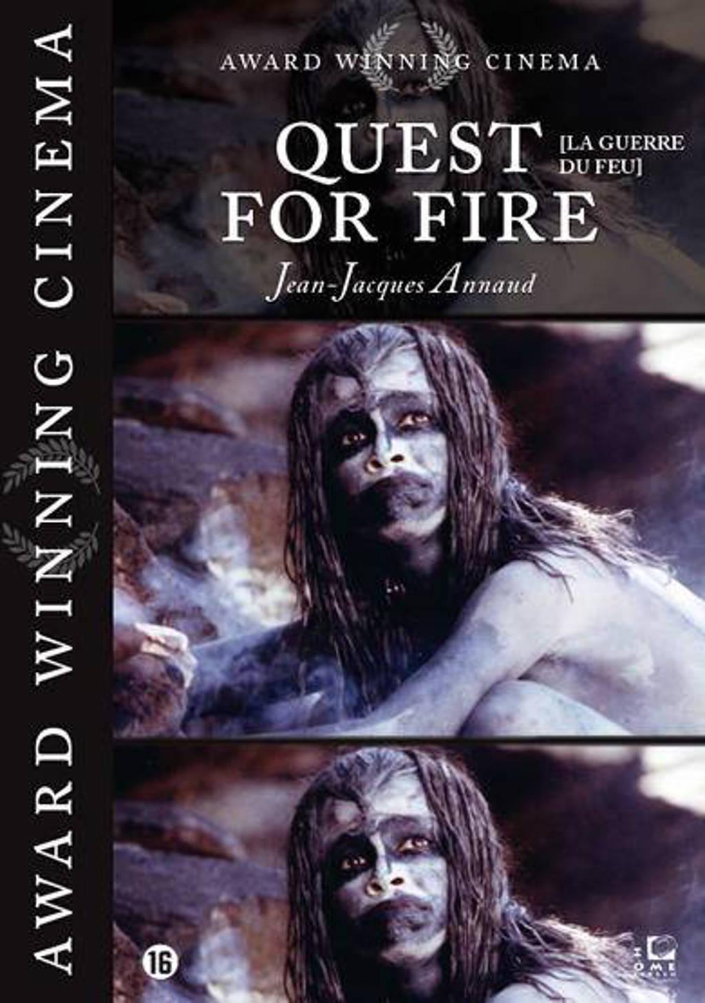 Quest for fire (La guerre du feu) (DVD)