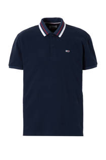 Tommy Jeans regular fit polo (heren)