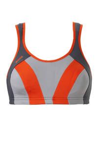 Shock Absorber / Shock Absorber sportbh Active Multi Sport Support grijs/oranje
