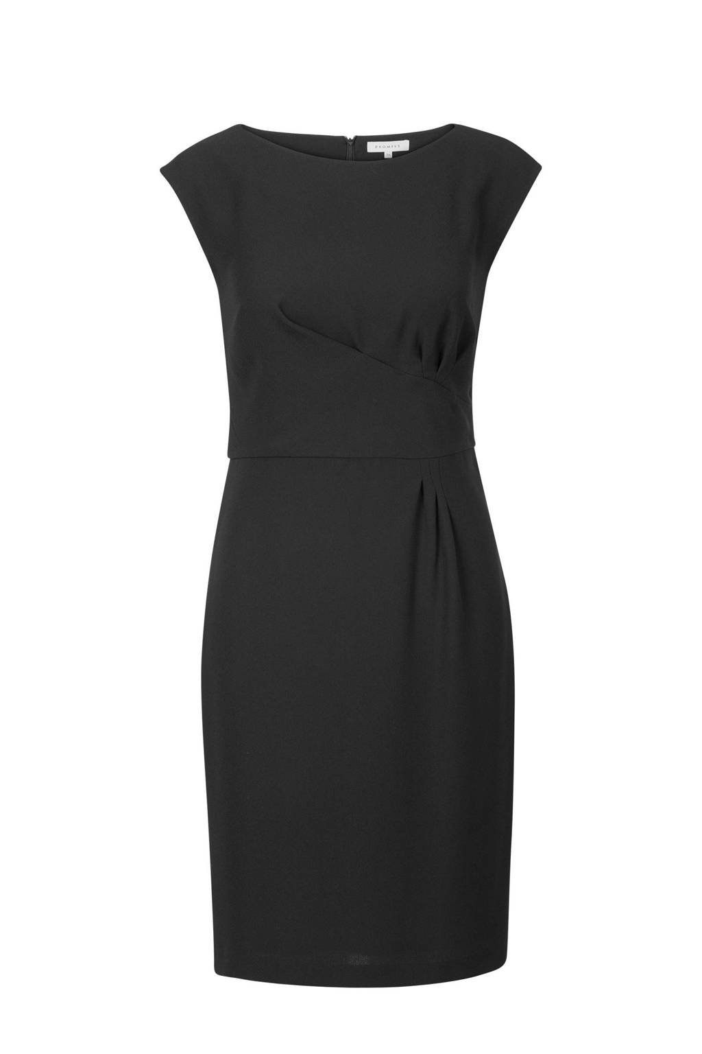 Promiss jurk, Zwart