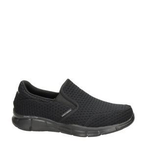 slip-on sneakers zwart
