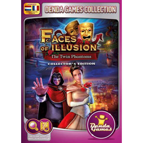 Faces of illusion - The twin phantoms (Collectors