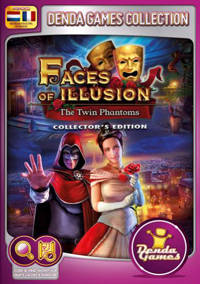 Faces of illusion - The twin phantoms (Collectors edition)  (PC)