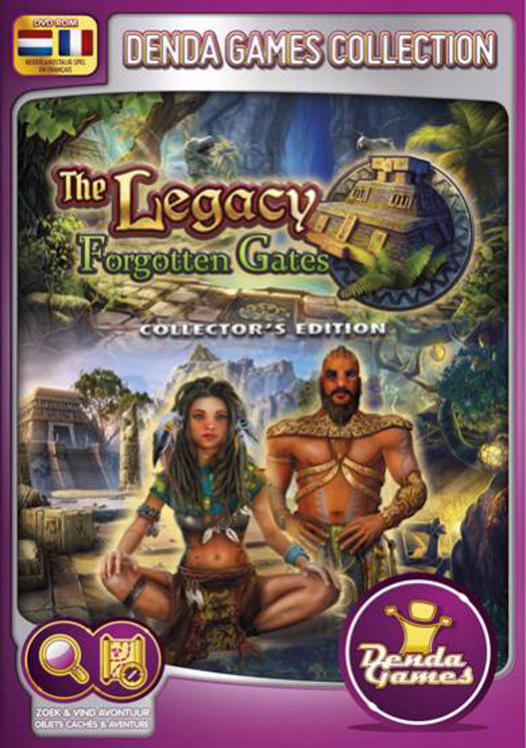 Legacy - Forgotten gates (Collectors edition)  (PC)