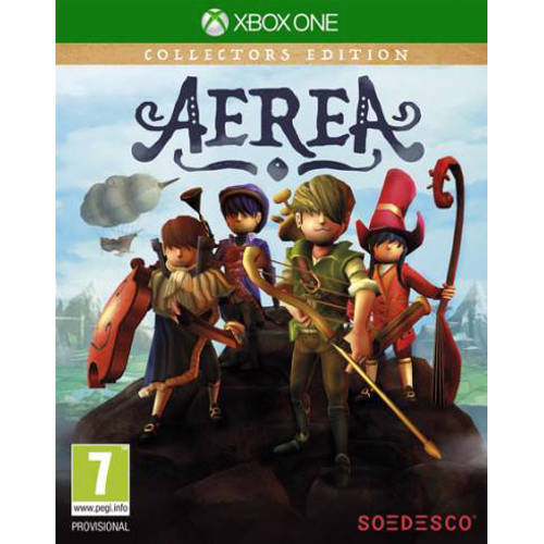 Aerea (Collectors edition) (Xbox One) kopen
