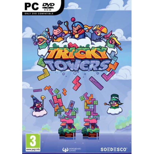 Tricky towers (PC) kopen