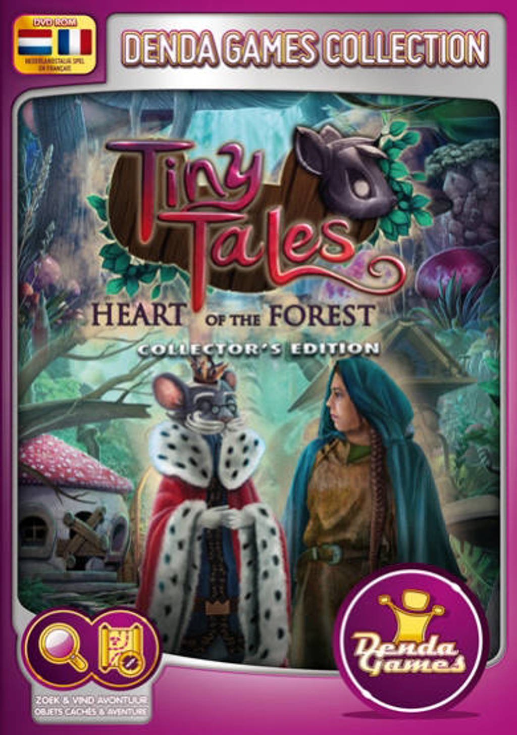Tiny tales - Heart of the forest (Collectors edition)  (PC)