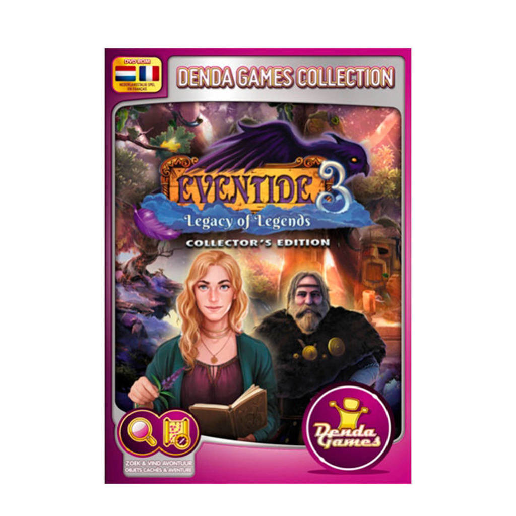 Eventide 3 - Legacy of legends (Collectors edition)  (PC)