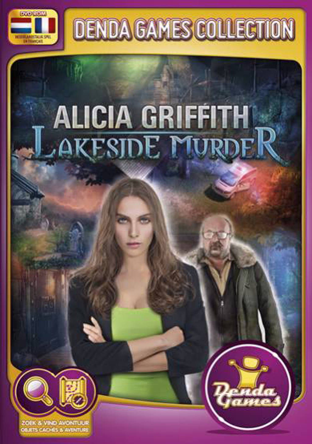 Alicia Griffith - Lakeside murders (PC)