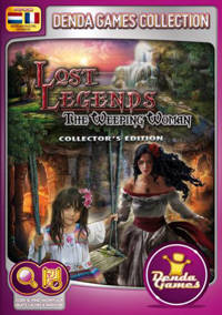 Lost legends - The weeping woman (Collectors edition) (PC)