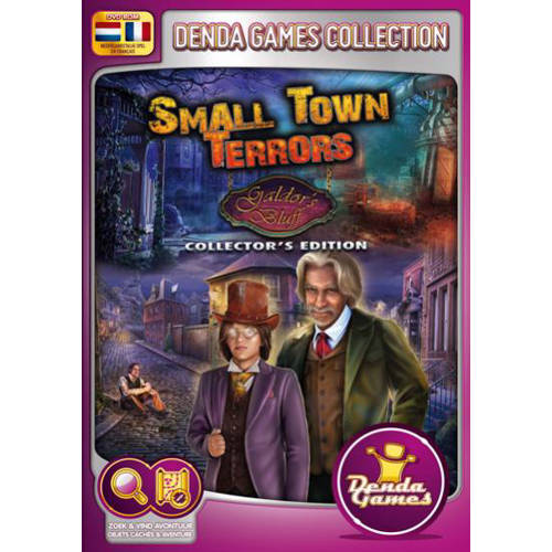 Small town terrors - Galdor's bluff (Collectors edition) (PC) kopen