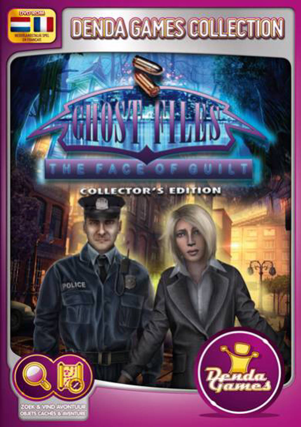 Ghost files - The faces of guilt (Collectors edition)  (PC)