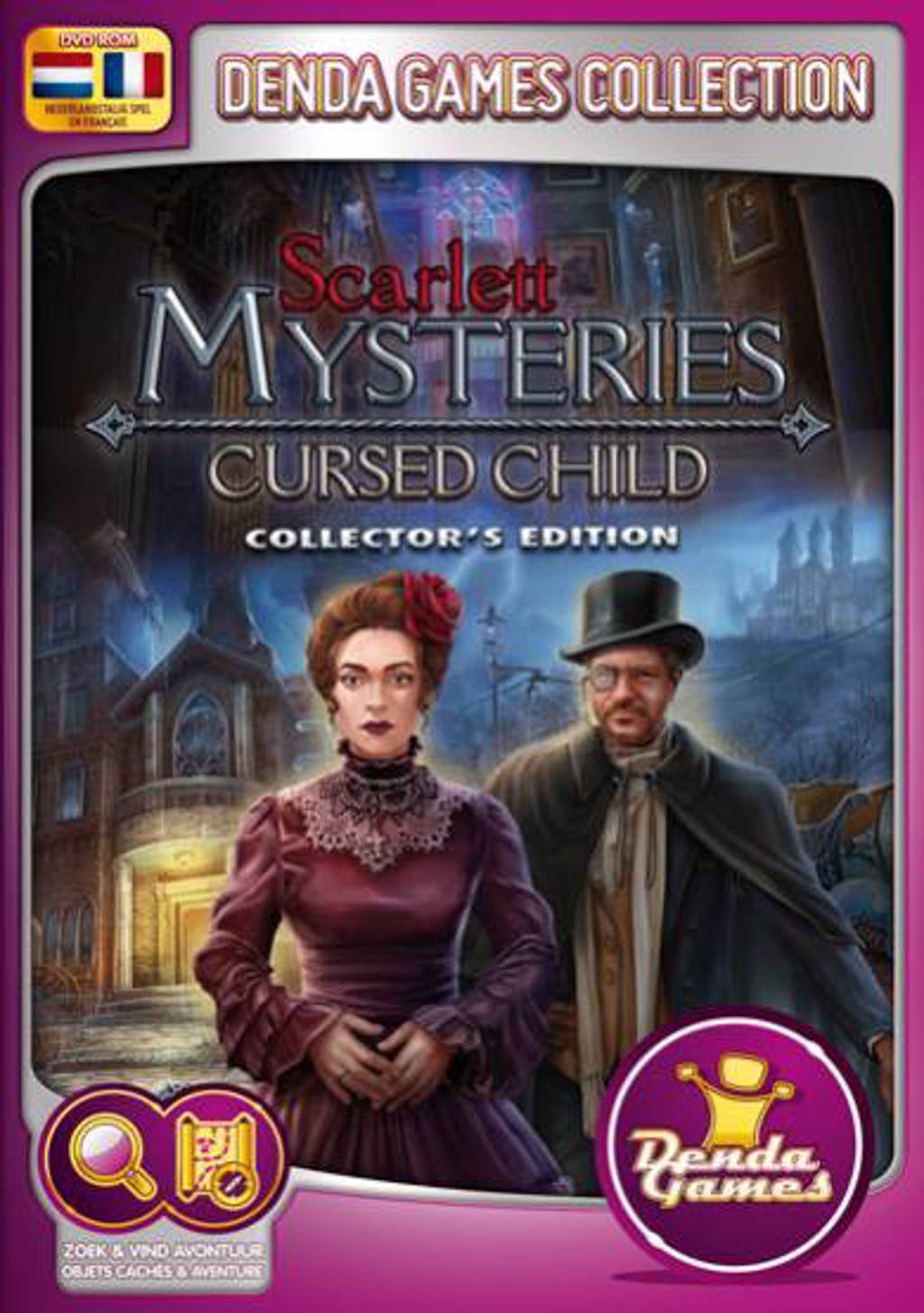 Scarlett mysteries - Cursed child (Collectors edition)  (PC)