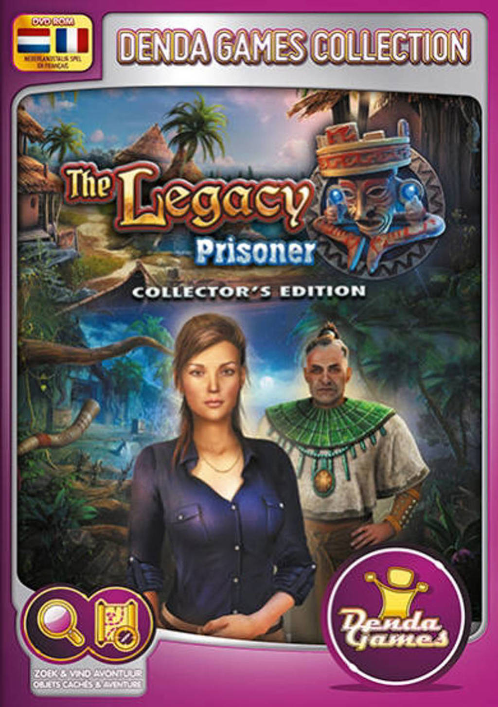 Legacy 2 - The prisoner (Collectors edition)  (PC)