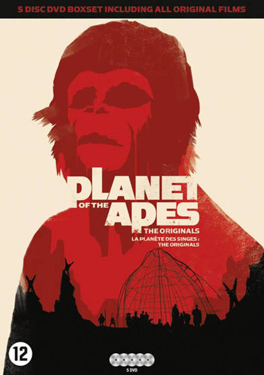 Planet of the apes - The originals (DVD)