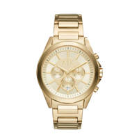 Armani Exchange Drexler Heren Horloge AX2602, Goud