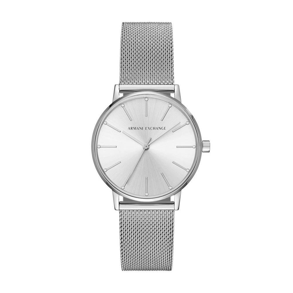 Armani Exchange horloge AX5535, Zilver