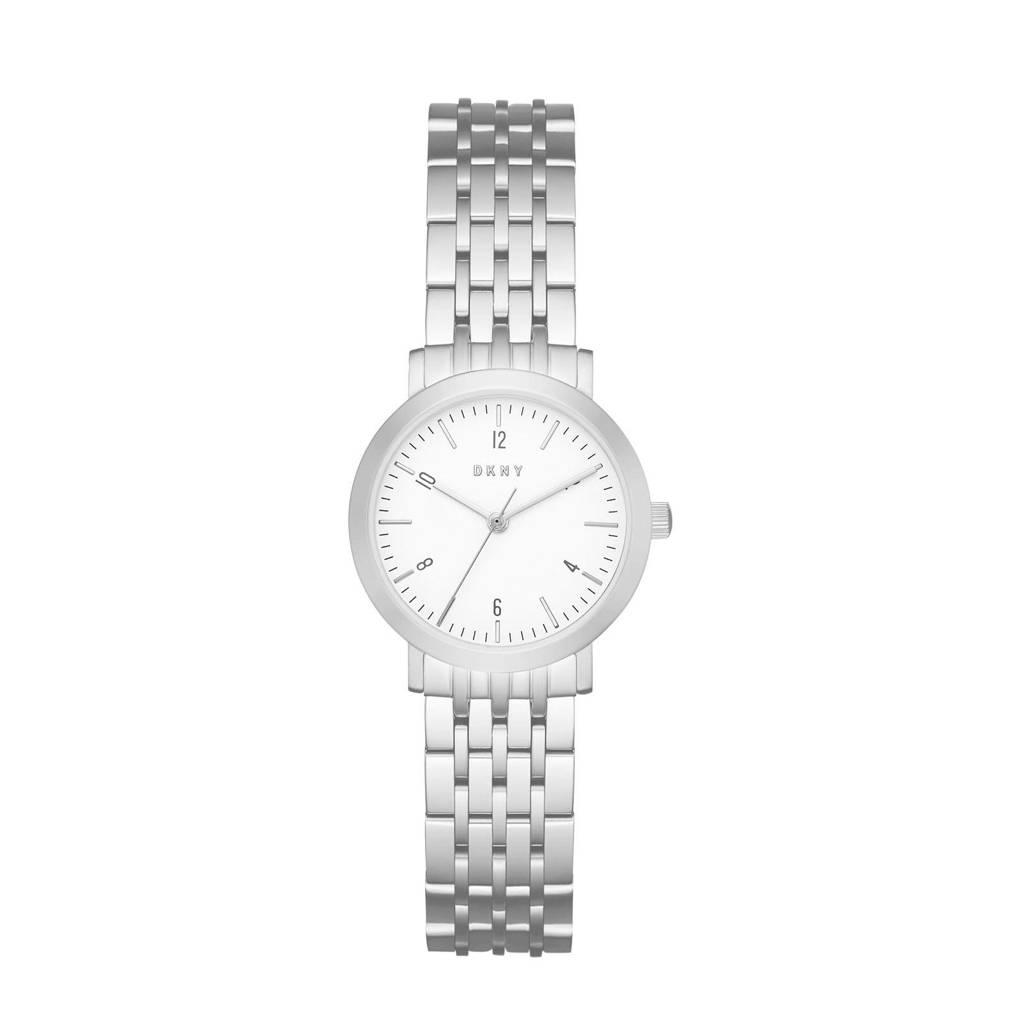 DKNY horloge NY2509, Zilver