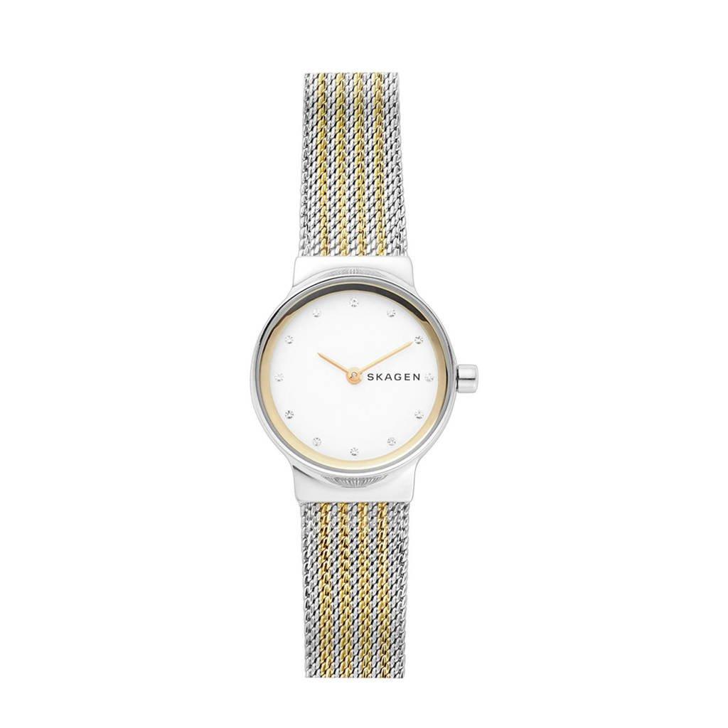 Skagen horloge SKW2698, Zilver/goud
