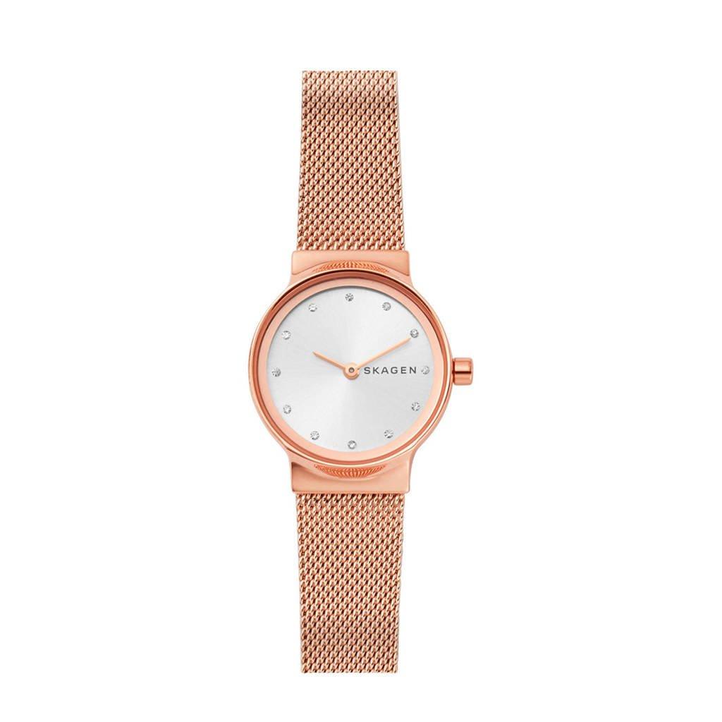 Skagen Freja Dames Horloge SKW2665, roségoud