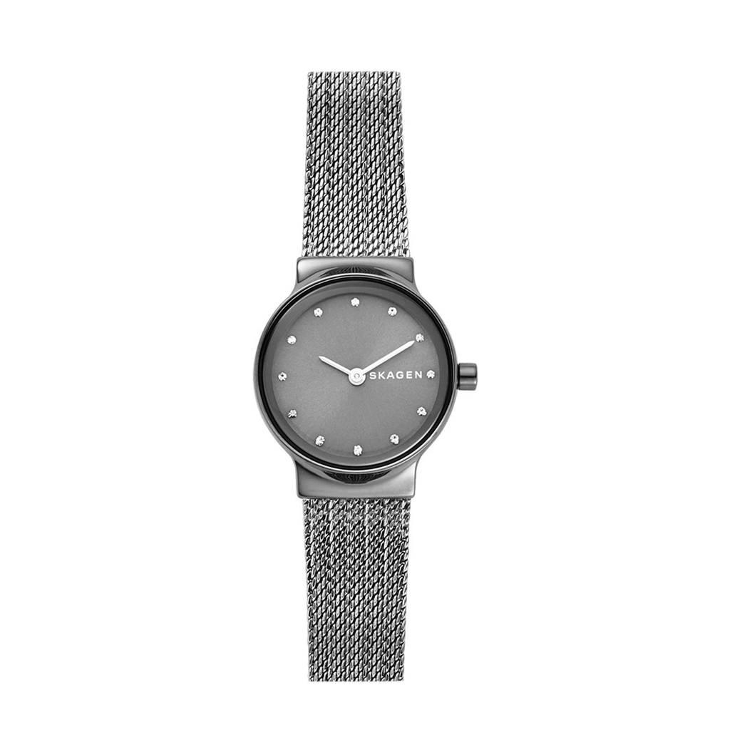 Skagen Freja Dames Horloge SKW2700, Gunmetaal