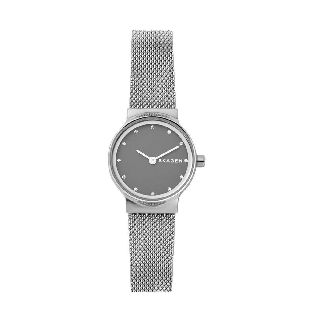 Skagen Freja Dames Horloge SKW2667, Zilver