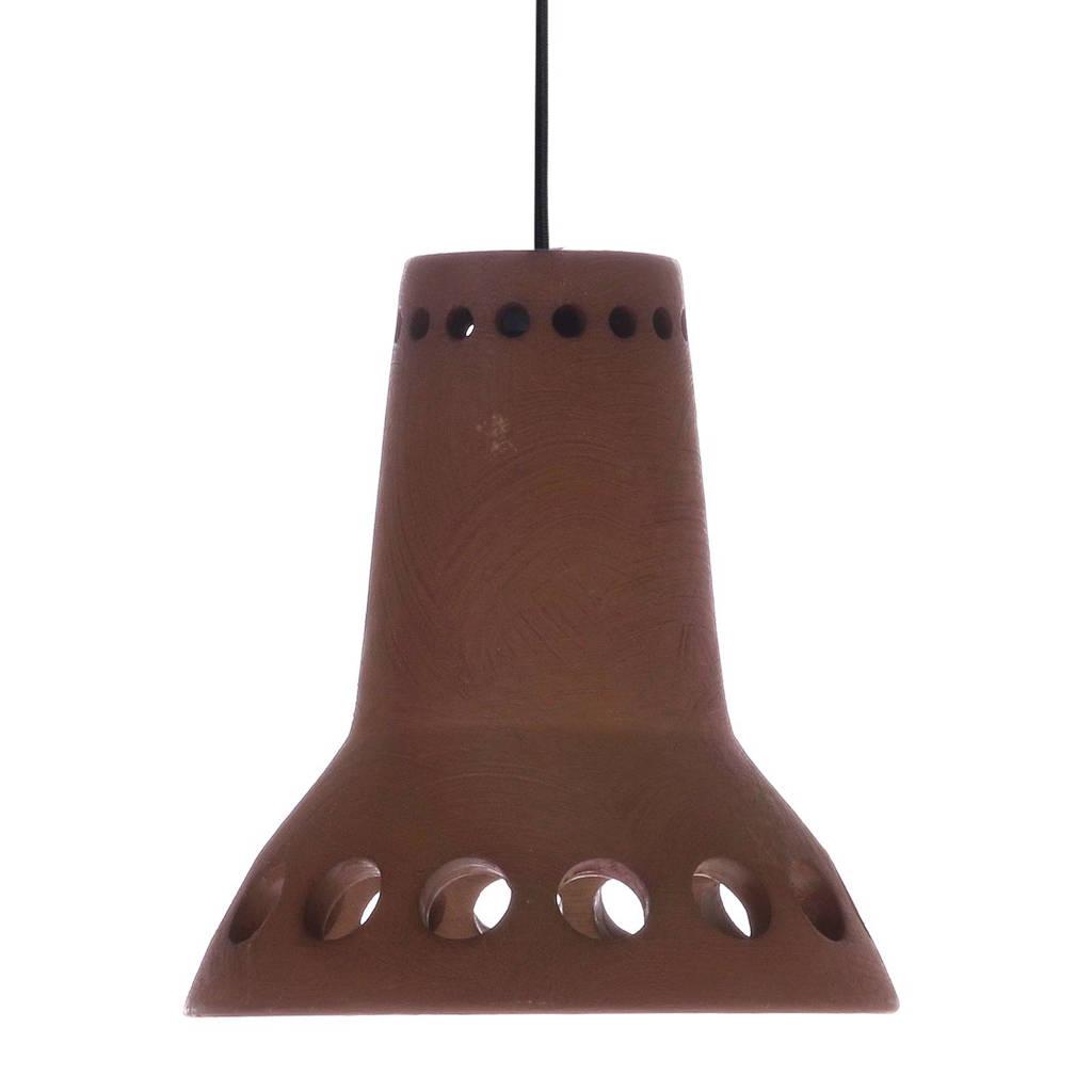 HKliving hanglamp, Roestbruin