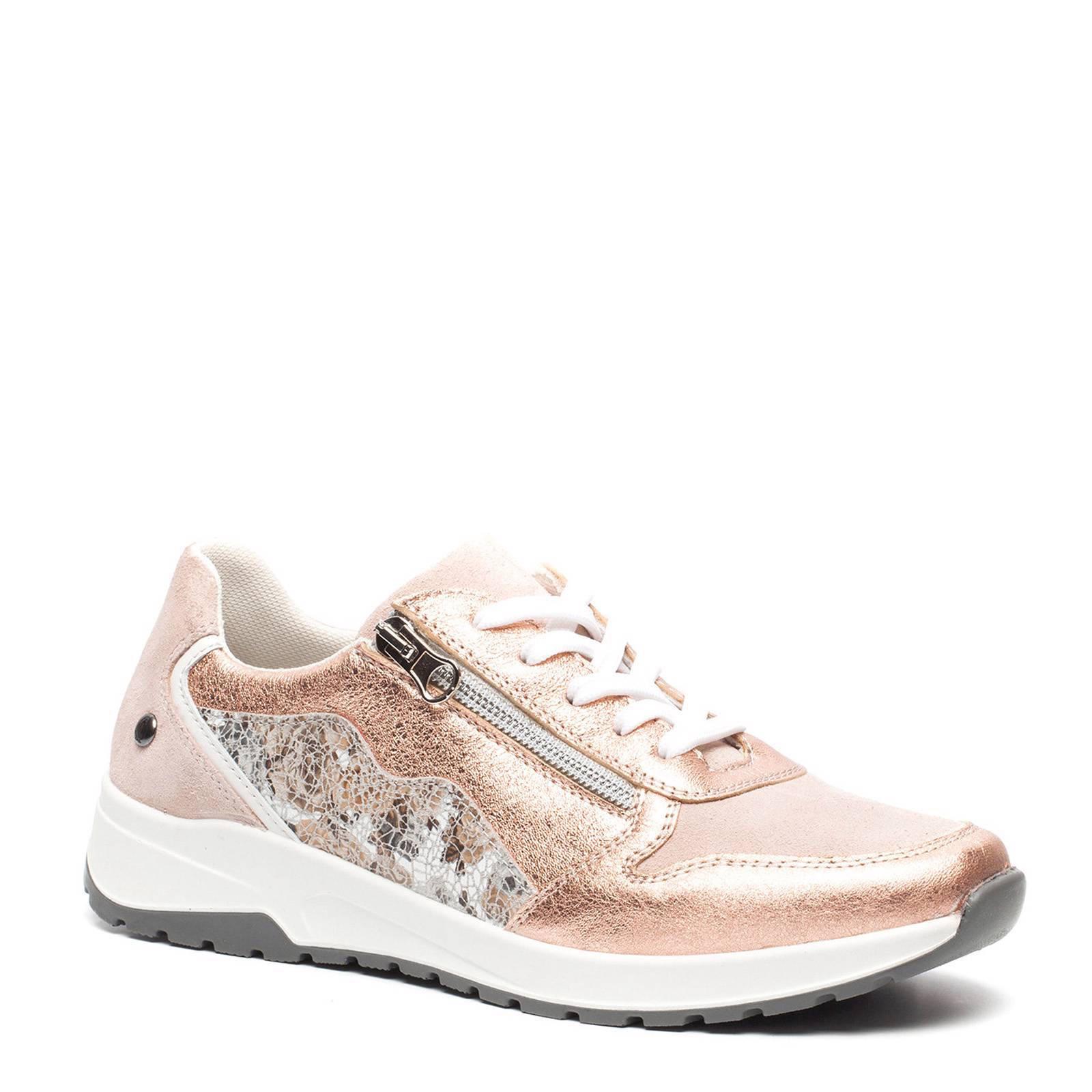 Leren Wehkamp Met Hush Sneakers Puppies Metallic Scapino Y4H7qEwB