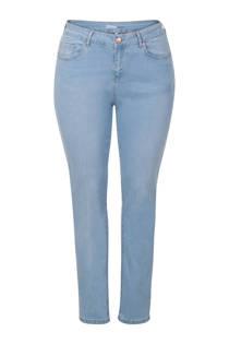 Miss Etam Plus high waisted slim fit jeans (32 inch) (dames)