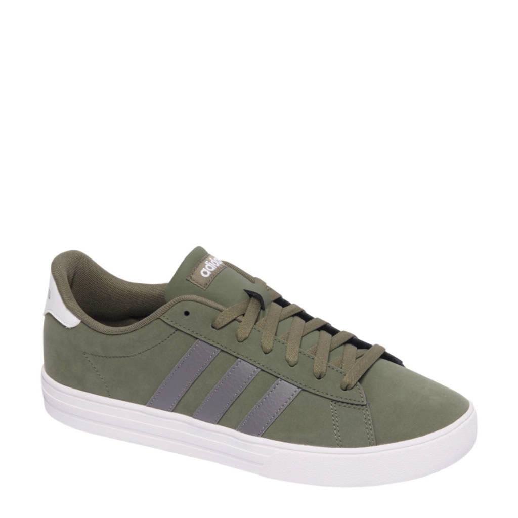 wholesale dealer 21586 b21f3 adidas Daily 2.0 sneakers, Olijfgroen