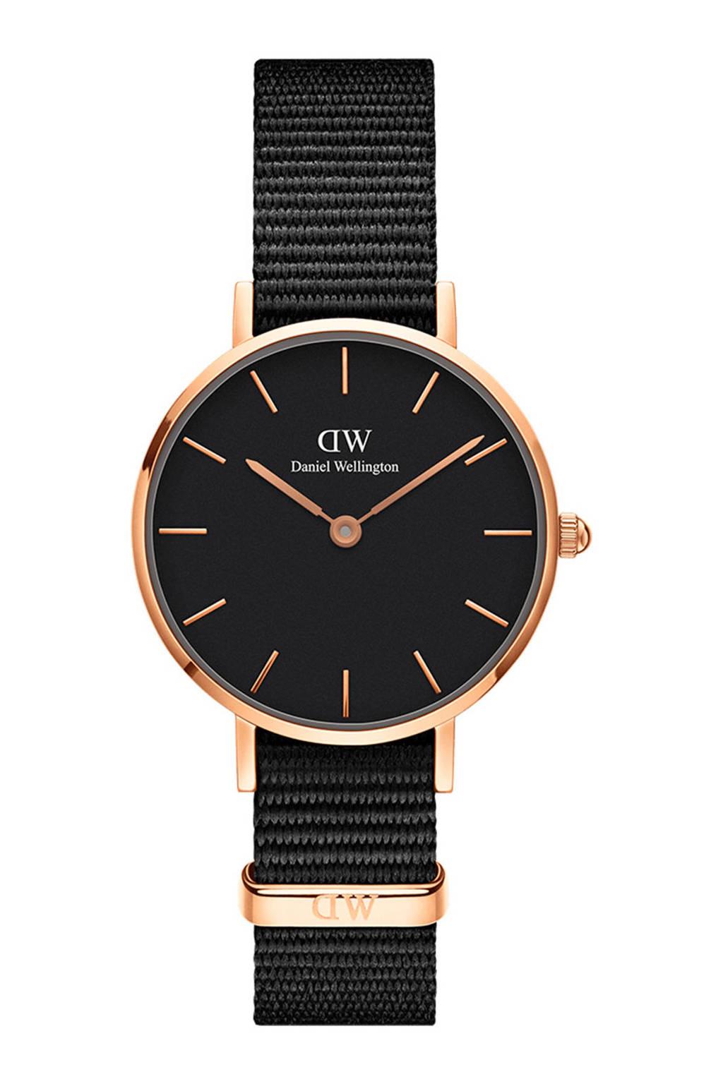 Daniel Wellington horloge - DW00100247, Zwart