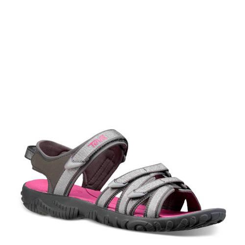 Teva Tirra outdoor sandalen grijs/roze kopen