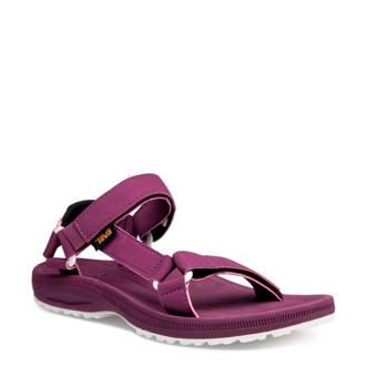 Winsted S outdoor sandalen donkerpaars