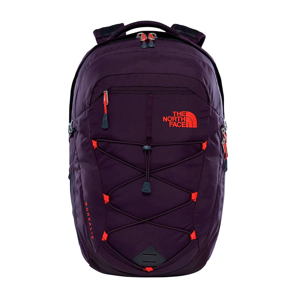 The North Face  Borealis 28 liter dagrugzak, Donkerpaars