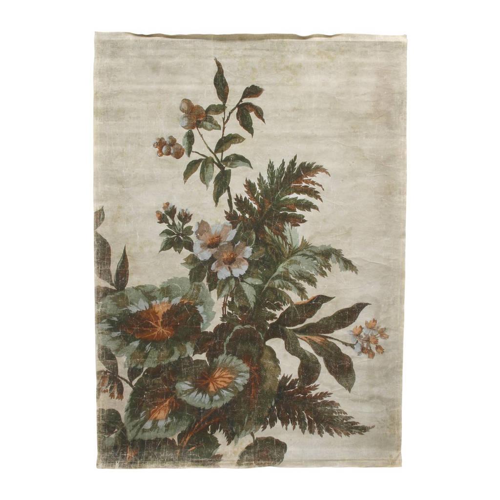 HKliving schoolkaart (150x106 cm), Groen