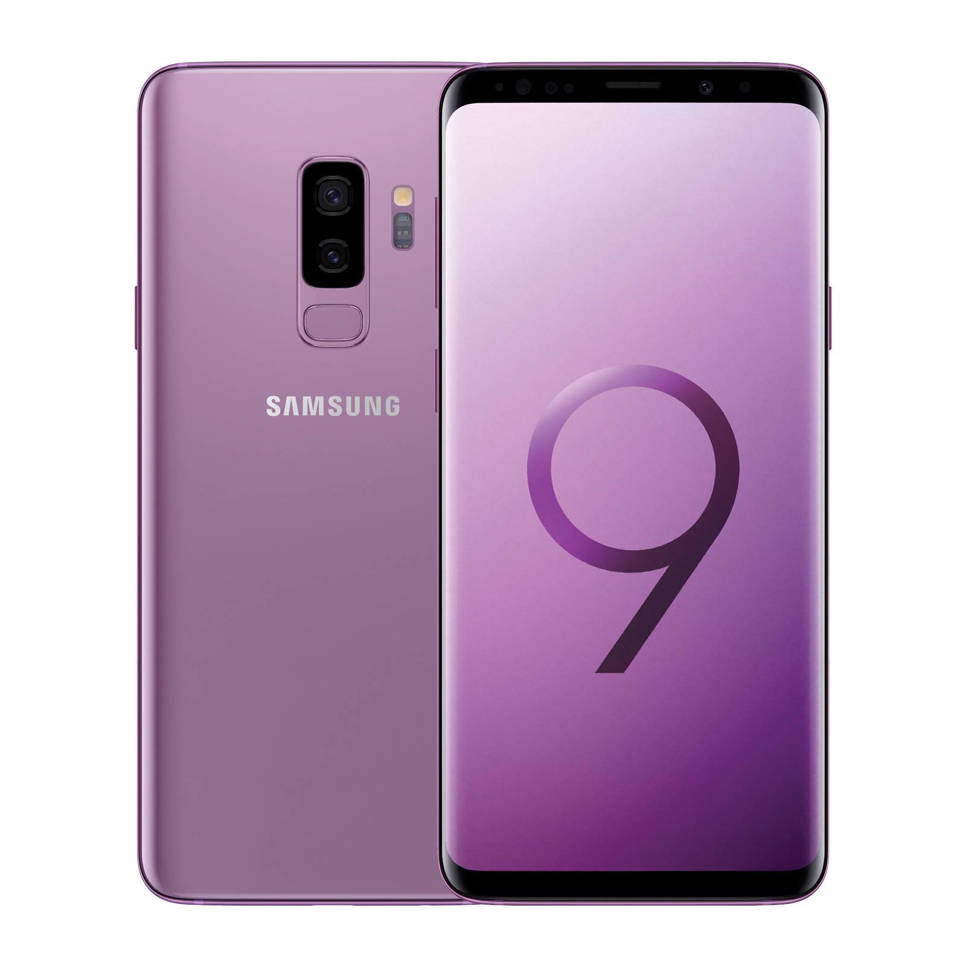 Samsung Galaxy S9+ Dual-Sim, Lila