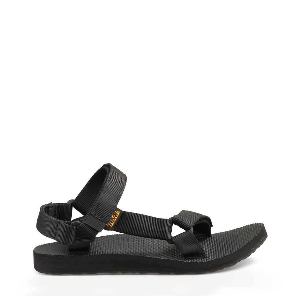 Teva Original Universal outdoor sandalen, Zwart