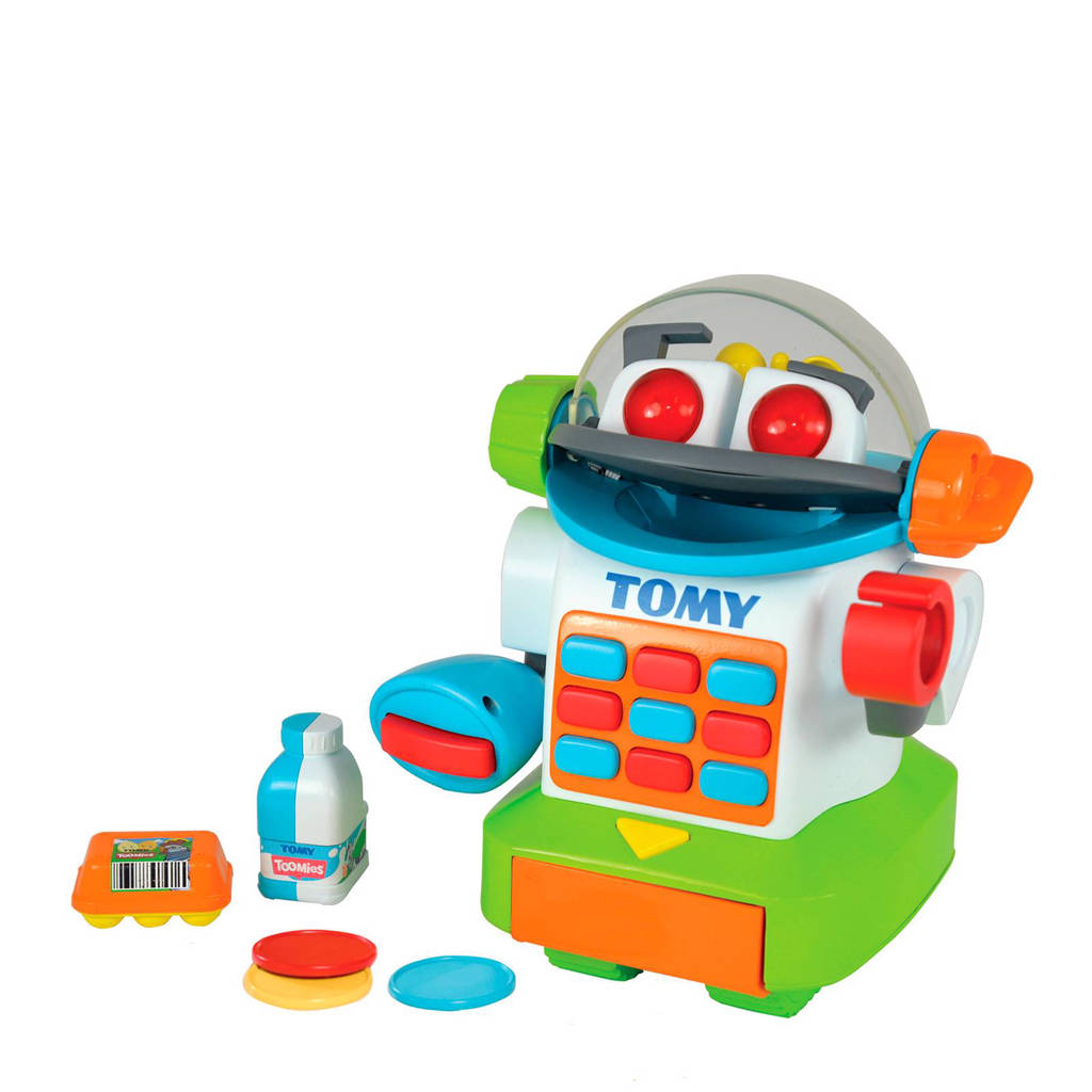 Tomy Mr. shoprobot