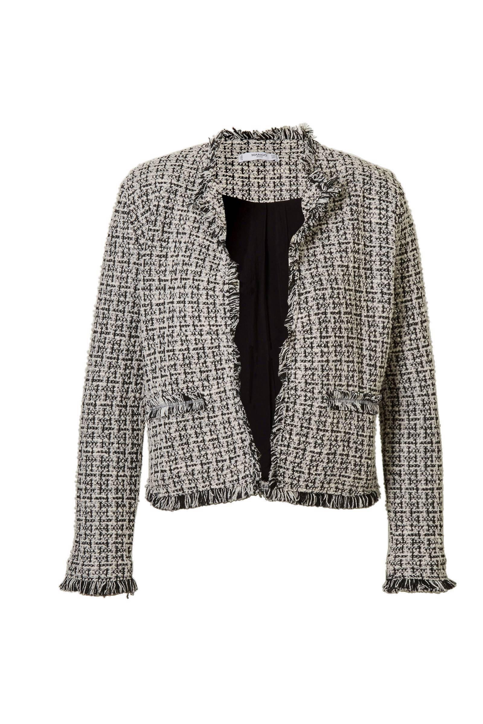 tweed jasje