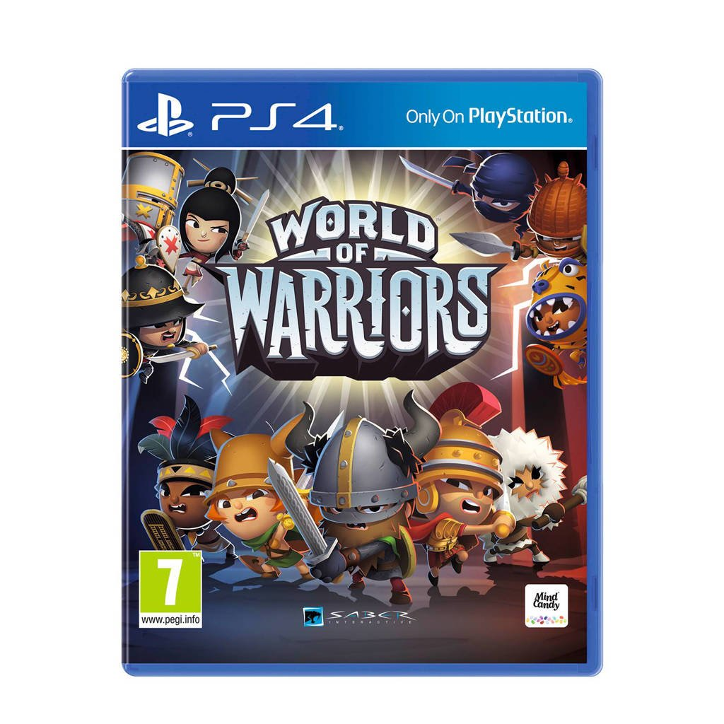 World of Warriors (PlayStation 4)