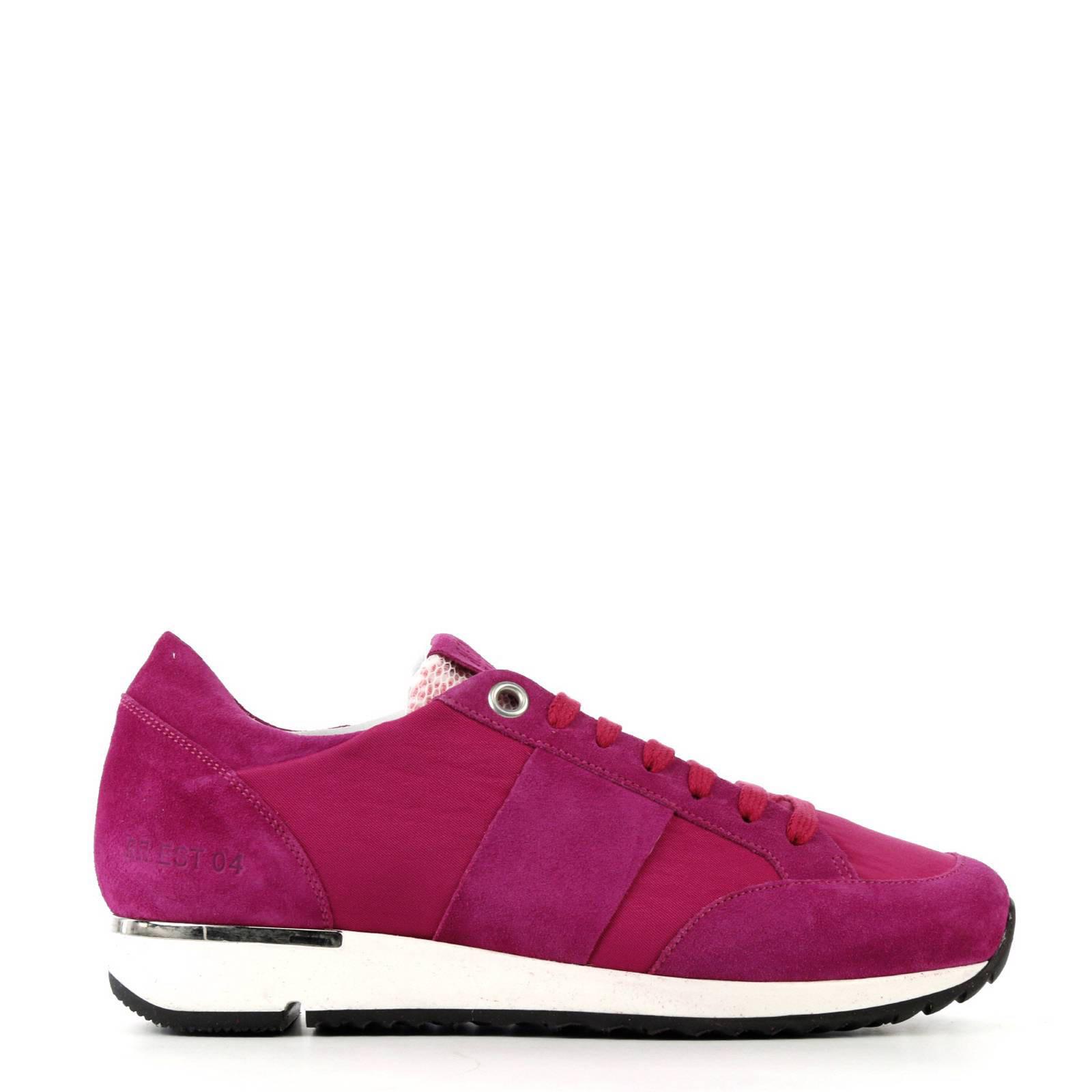 Chaussures De Sport De Chiffon Rouge Femmes (fuchsia) rMtxVW7v